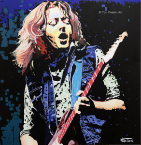 rory gallagher painting
